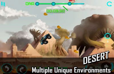 Download Survival Race – Life or Power Plants HD iPhone free game.