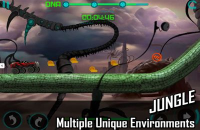Screenshots of the Survival Race – Life or Power Plants HD game for iPhone, iPad or iPod.