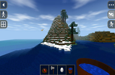 Capturas de pantalla del juego Survivalcraft para iPhone, iPad o iPod.