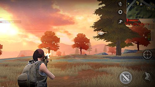 Screenshots of the Survivor royale game for iPhone, iPad or iPod.