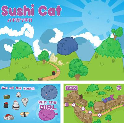 In addition to the game Shadowgun for iPhone, iPad or iPod, you can also download Sushi Cat for free.