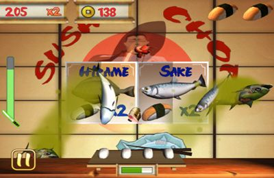 Download Sushi Chop iPhone free game.