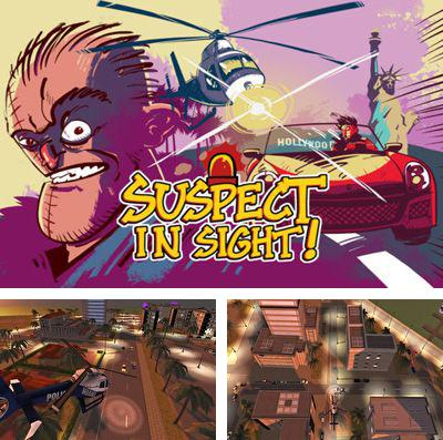 In addition to the game World War Z for iPhone, iPad or iPod, you can also download Suspect In Sight for free.