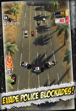 Download Suspect: The Run! iPhone free game.