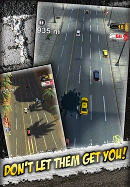 Capturas de pantalla del juego Suspect: The Run! para iPhone, iPad o iPod.