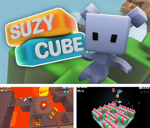 In addition to the game Bounce on for iPhone, iPad or iPod, you can also download Suzy cube for free.