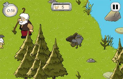 Screenshots vom Spiel 60 seconds! Atomic adventure für iPhone, iPad oder iPod.