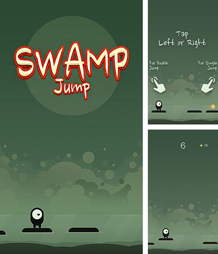 In addition to the game MMX racing for iPhone, iPad or iPod, you can also download Swamp jump adventure for free.
