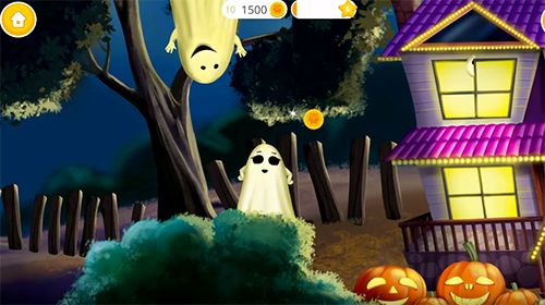 Download Sweet baby girl: Halloween fun iPhone free game.