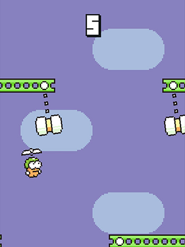 Free Swing copters download for iPhone, iPad and iPod.