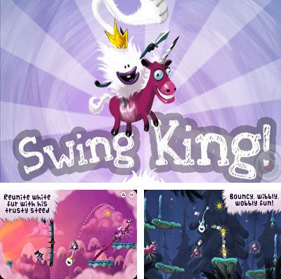 In addition to the game Warhammer: Snotling fling for iPhone, iPad or iPod, you can also download Swing King for free.