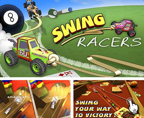 In addition to the game Teenage mutant ninja turtles: Brothers unite for iPhone, iPad or iPod, you can also download Swing racers for free.