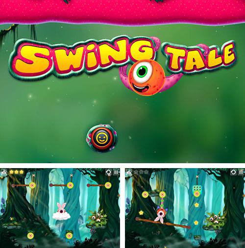 In addition to the game Fotonica for iPhone, iPad or iPod, you can also download Swing tale for free.