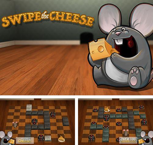 In addition to the game Zombie Hunting for iPhone, iPad or iPod, you can also download Swipe the chees for free.