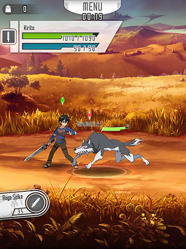 Descarga gratuita de Sword art online: Memory defrag para iPhone, iPad y iPod.