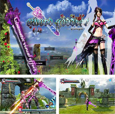 In addition to the game Dirt bike impossible for iPhone, iPad or iPod, you can also download Sword Goddess for free.