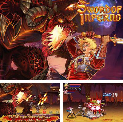 In addition to the game Give my ball back for iPhone, iPad or iPod, you can also download Sword of Inferno for free.