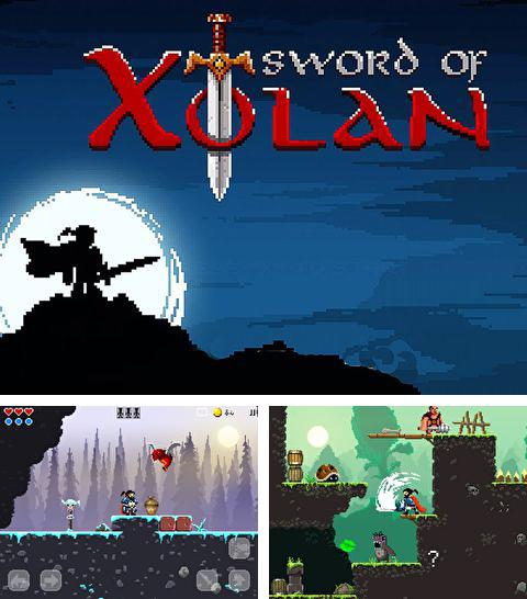 In addition to the game Rogue heroes for iPhone, iPad or iPod, you can also download Sword of Xolan for free.