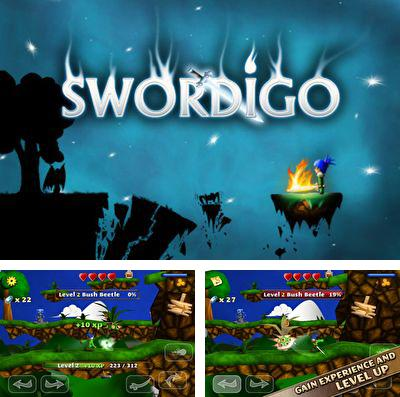 In addition to the game Sarge for iPhone, iPad or iPod, you can also download Swordigo for free.