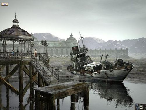 Download Syberia iPhone free game.