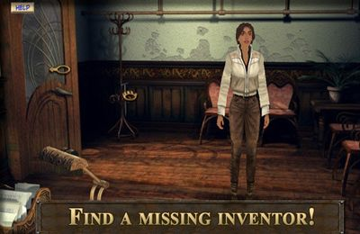 Download Syberia - Part 1 iPhone free game.