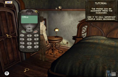 Screenshots do jogo Syberia - Part 1 para iPhone, iPad ou iPod.