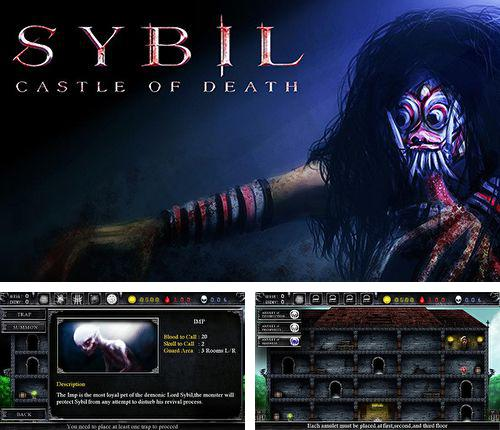 Скачать Sybil: Castle of death на iPhone бесплатно