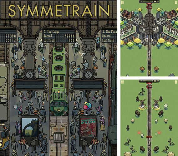 In addition to the game Botheads for iPhone, iPad or iPod, you can also download Symmetrain for free.