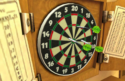 Download T-80 Darts iPhone free game.