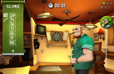 Descarga gratuita de T-80 Darts para iPhone, iPad y iPod.