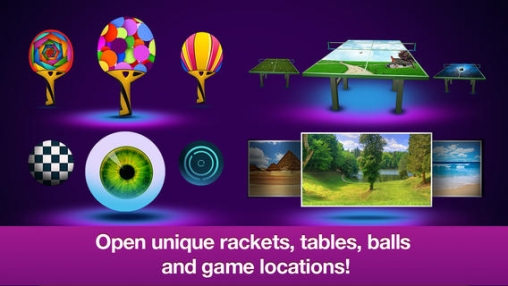 Download Table Tennis 3D – Virtual World Cup iPhone free game.