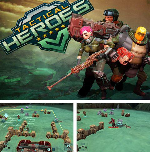 In addition to the game Osiris: Battlefield for iPhone, iPad or iPod, you can also download Tactical heroes for free.