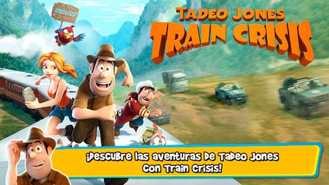 Tadeo Jones: Train Crisis