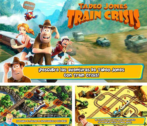 In addition to the game Dungeon gems for iPhone, iPad or iPod, you can also download Tadeo Jones: Train Crisis for free.