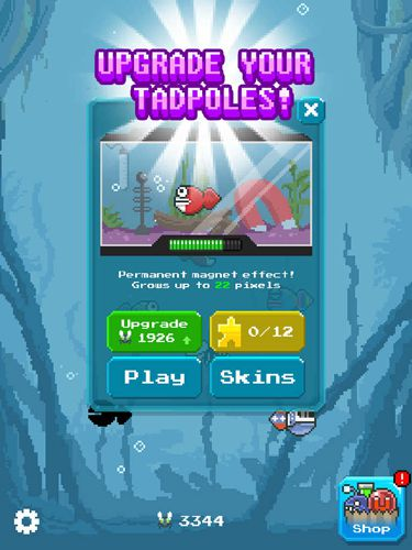 Descarga gratuita de Tadpole tap para iPhone, iPad y iPod.