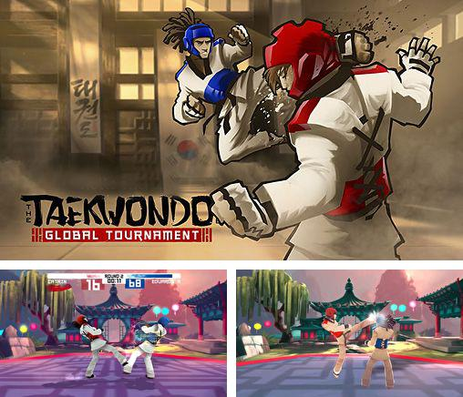 Скачать Taekwondo game: Global tournament на iPhone бесплатно