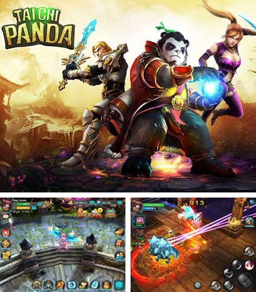 In addition to the game Junk Jack for iPhone, iPad or iPod, you can also download Taichi panda for free.