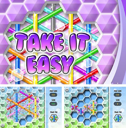 In addition to the game Alien Shooter – The Beginning for iPhone, iPad or iPod, you can also download Take it easy for free.