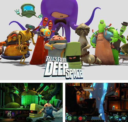In addition to the game Virtua Tennis Challenge for iPhone, iPad or iPod, you can also download Tales from deep space for free.