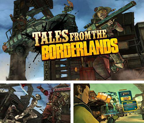In addition to the game Snails Reloaded for iPhone, iPad or iPod, you can also download Tales from the borderlands for free.