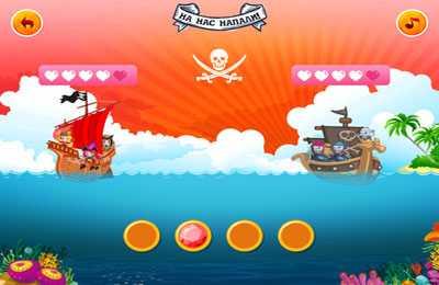 Download Tales of Pirates iPhone free game.