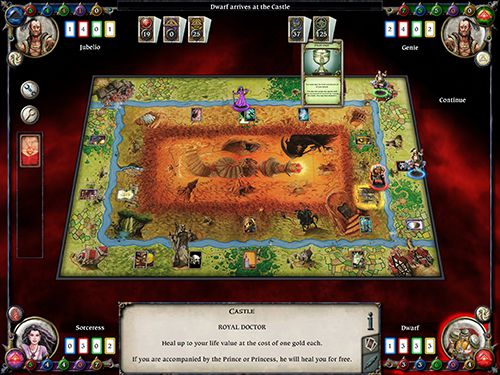 Download Talisman iPhone free game.
