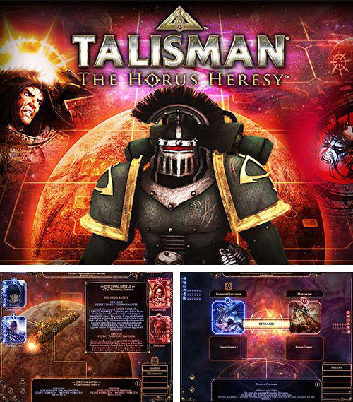 In addition to the game Pirate kings for iPhone, iPad or iPod, you can also download Talisman: Horus heresy for free.