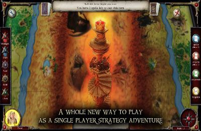 Download Talisman Prologue iPhone free game.