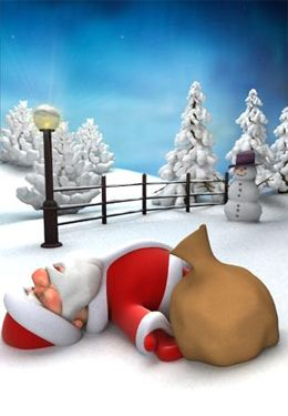 Игра Talking Santa for iPhone для iPhone