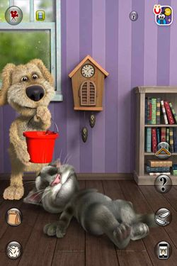 Talking tom cat 2 iphone game free. Download ipa for ipad,iphone.