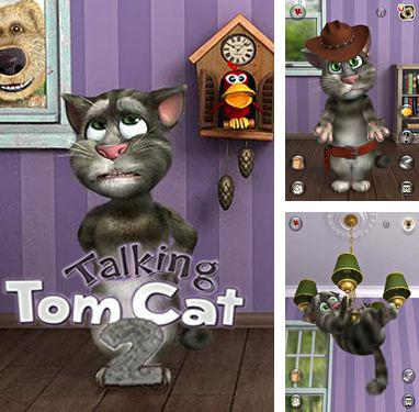 In addition to the game New York 3D Rollercoaster Rush for iPhone, iPad or iPod, you can also download Talking Tom Cat 2 for free.