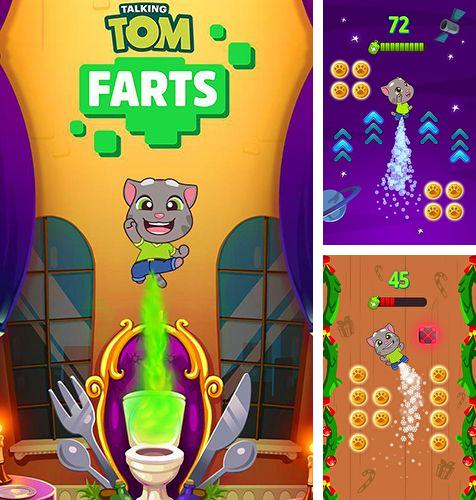 In addition to the game Season match puzzle adventure for iPhone, iPad or iPod, you can also download Talking Tom farts for free.