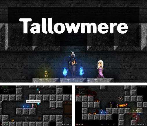 In addition to the game Rune & Heroes for iPhone, iPad or iPod, you can also download Tallowmere for free.