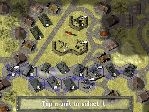 Free Tank battle: East front 1941 download for iPhone, iPad and iPod.